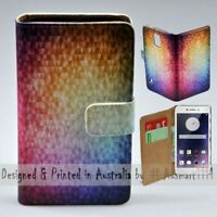 For OPPO Series - Mosaic Theme Print Wallet Mobile Phone Case Cover