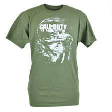 Call of Duty Ghosts Soldier Outline Action Video Game Tshirt Graphic Tee