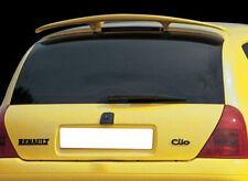 Becquet/Aileron pour Renault Clio Mk2 3 et 5 portes (1998-2004)