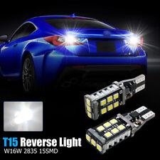 T15 921 W16W 8W LED Canbus Standlicht Rücklicht Tagfahrlicht DRL Lampe Birne