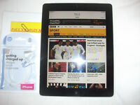 Apple iPad 2 64GB, Wi-Fi + Cellular, 9.7in - Black***ID LOCKED***