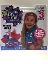 New Knits Cool Knitting Studio