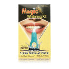 Pro Nano Teeth Whitening Kit Teeth Cleaning Whitener Brush Tooth Stains Remover