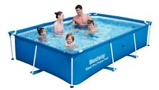 Bestway Deluxe Splash Frame Pool 259x170x61cm 56403