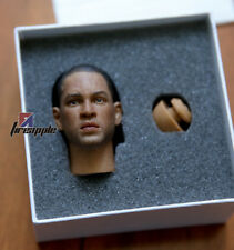"""1/6 Scale Will Smith Head Sculpt For 12"""" Male Action"""