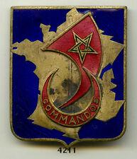 Insigne commando , Groupe de Commandos d'AFRIQUE