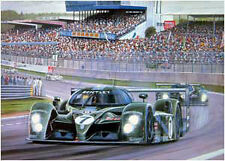 Bentley Speed 8 Le Mans 2003 Driver Signed by A Kitson