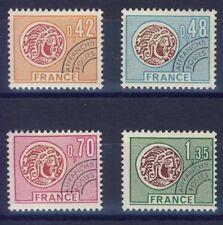 PROMO / TIMBRE FRANCE NEUF PREOBLITERE SERIE 134/137 ** COTE 9 €