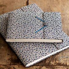 Fair Trade Handmade Medium Daisy Blue Photo Album, Scrapbook - 2nd Quality