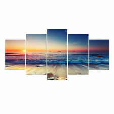 Extra Large Canvas Print Painting Pic Wall Art Home Decor Landscape Sea Posters