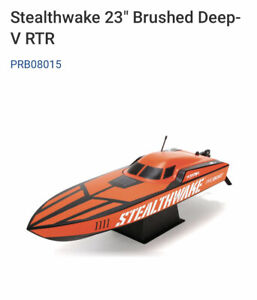 Pro Boat Stealthwake 23 Deep-V RTR Boat PRB08015 ProBoat NIB