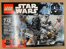 "Lego #75183 Star Wars ""Darth Vader Transformation"" Factory Sealed FREE SHIPPING"