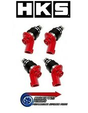 New Set 4 x Genuine HKS 740cc Injectors- For S14 200SX Zenki SR20DET