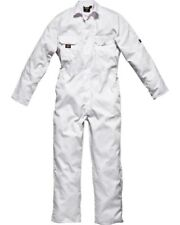 Mens Dickies Redhawk Coverall Overalls Boiler Suit Stud Fastening WD4819 Sizes