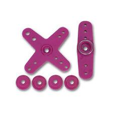 OFNA Purple Servo Horns fits Futaba/Sanwa/Savox, 10715