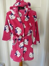 Girls Hello Kitty dressing gown from Sanrio - Age 5 - 6 years