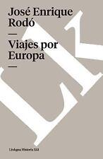 Viajes Por Europa (Paperback or Softback)