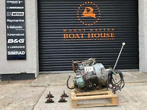 Yanmar YSE12 Diesel inboard engine used