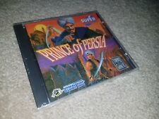 Brand New Sealed Prince of Persia [NEC Turbo Grafx 16 CD Duo]