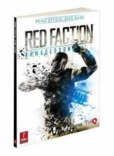 Red Faction: Armageddon: Prima Official Game Guide (Prima Official Game Guides)