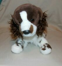 "Douglas Cabela's Ogilvy English Springer Spaniel Puppy Dog stuffed plush 12"""