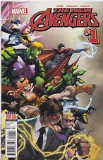 NEW AVENGERS (2015) #1 New Bagged