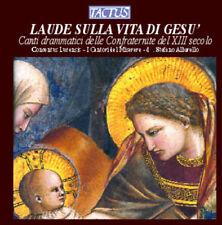 Stefano Albarello : Laude Sulla Vita Di Gesu CD (2012) ***NEW***