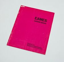 1966 Eames Celebration Architectural Design Magazine Mid Century Modern