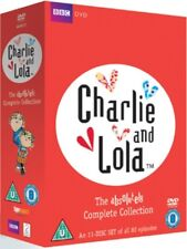 Charlie and Lola: The Absolutely Complete Collection DVD (2010) Maisie Cowell