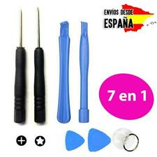PACK HERRAMIENTAS PANTALLAS MOVIL IPHONE UNIVERSAL KIT DESTORNILLADOR 7 EN 1
