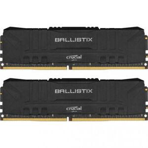 16GB Crucial Ballistix PC4-24000 3000MHz CL15 DDR4 Dual Memory Kit (2 x 8GB)