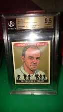 Alfredo Di Stefano Sportkings BGS 9.5 GOLD 1 of 3 Soccer Card