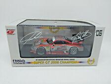 EBBRO 1:43 - Open Interface Tom ´ S SC430 Super GT500 2006 Champion Silber Red