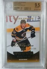 2010 11 TYLER SEGUIN UPPER DECK YOUNG GUNS EXCLUSIVES 081/100 BGS 9.5 GEM