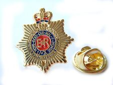 Royal Army Service Corps Lapel RASC Military Badge
