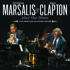 Eric Clapton, Wynton - Play the Blues Live from Jazz at Lincoln Center [New CD]