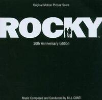 ROCKY-30TH ANNIVERSARY EDITION CD SOUNDTRACK NEUWARE