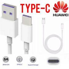 Cavo USB Tipo C Super charge 5A huawei originale Carica Rapida p10-p20-p30