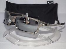 NEW CUSTOM OAKLEY X SQUARED SUNGLASSES PLASMA / SLATE IRIDIUM .. X-METAL
