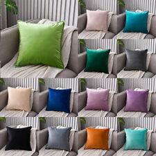 40*40 Velvet Cushion Cover Pillow Cover Pillowcase Home Decor Sofa Pillow Cover