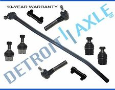 Brand New 9pc Complete Front Suspension Kit for 1992-1997 Ford F-350 - 4x4 ONLY