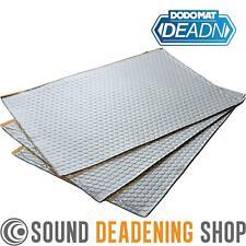 Dodo Mat DEADN Sound Deadening 10 Sheets 10sq.ft Van Motorhome Vibration Damping
