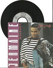 """Jermaine Stewart, Get Lucky, G/VG, 7"""" Single, 1454"""