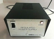 STACO REGULATED DC POWER SUPPLY MODEL RPS-4