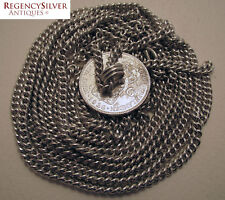 Dutch East Indies Straits Chinese Peranakan SILVER Coin Belt Wilhelmina 1G-1928