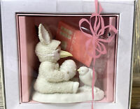 Department 56 Springtime Stories Of The Snowbunnies #26289 Are You My Mama