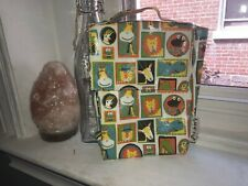 Sugar Booger By Ore Insulated Safari Themed Tote Lunch Bag