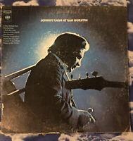 Johnny Cash – Johnny Cash At San Quentin Vinyl LP Columbia – CS 9827