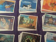 Käptn Balu Tale Spin Sticker Panini Komplettsatz 180 Sticker rar von 1991