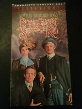 Butch Cassidy And The Sundance Kid Paul Newman Robert Redford VHS 1995